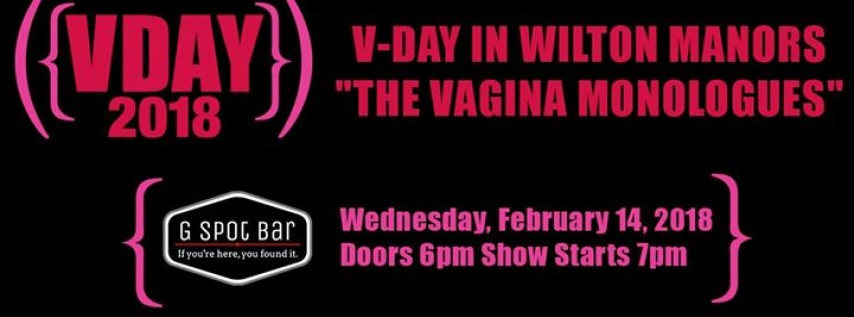 V-DAY in Wilton Manors The Vagina Monologues