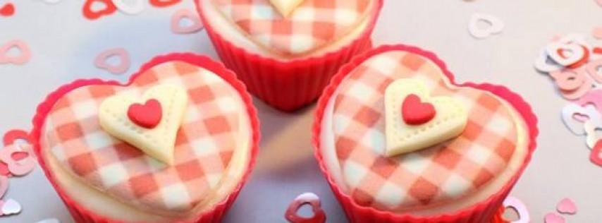 Valentine's Cupcake Battle!
