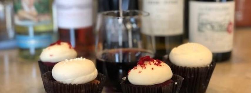 Galentine's Day Wine & Cupcake Pairing
