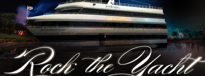 ROCK THE YACHT 2018 THE PRE-NEW YEAR'S EVE MIAMI ALL BLACK YACHT PARTY