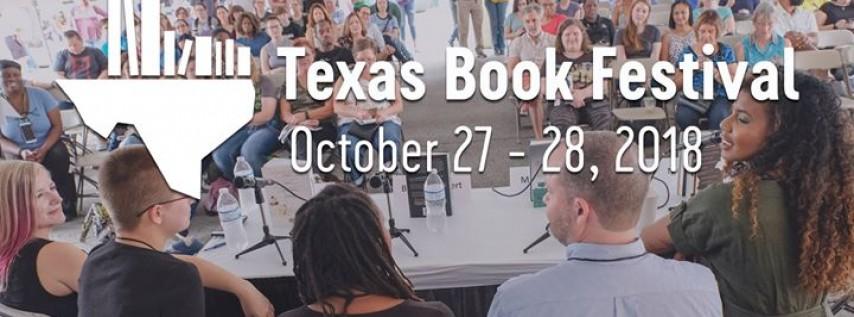 2018 Texas Book Festival
