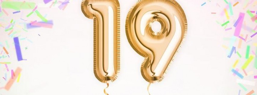 BLAZER TAG'S 19th ANNIVERSARY CELEBRATION