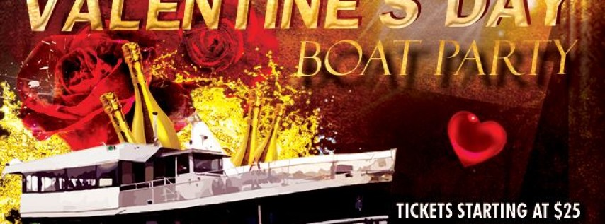 Valentines Day Boat Party Seattle