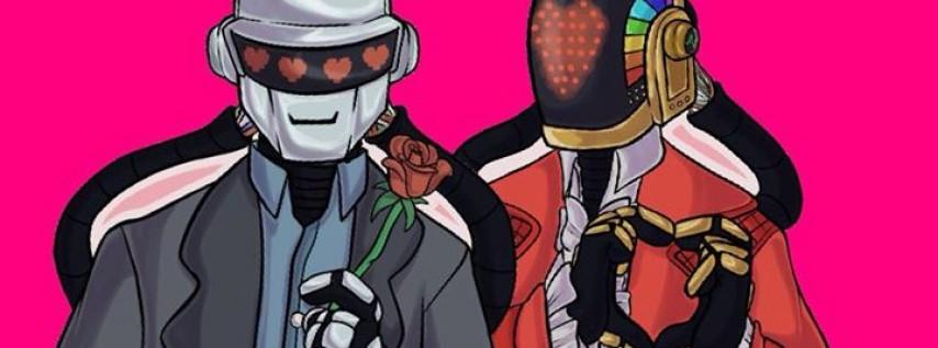 Digital Love: Daft Punk Night SF