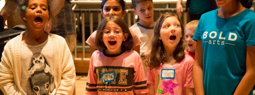 BOLD Arts is now accepting registrations for their 2018 Summer Camp season in Upper East Side!