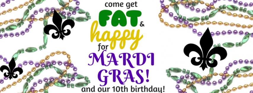 Zudar's Birthday Gras!