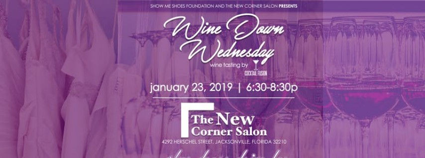 Wine Down Wednesday + Dress Drive - Jacksonville
