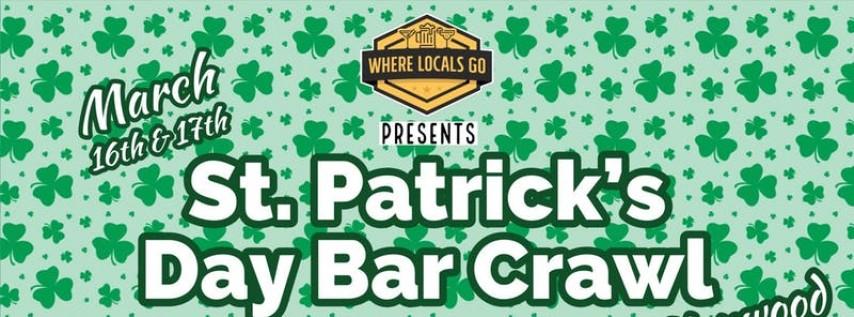 3rd Annual St. Patrick's Bar Crawl in Wynwood