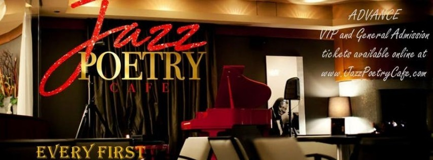 Jazz Poetry Cafe // Valentine's Edition