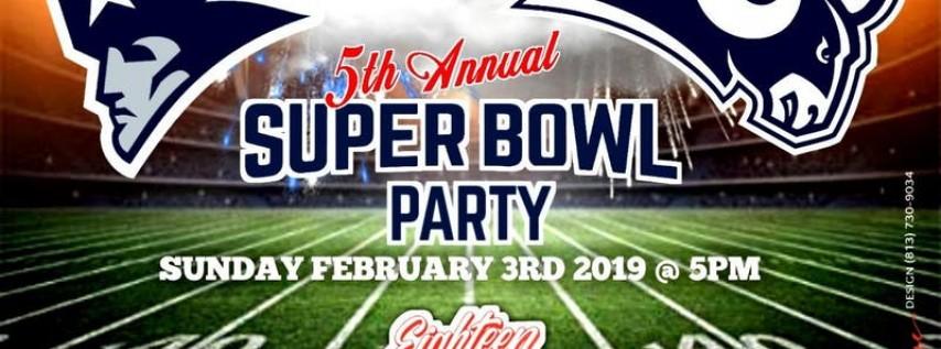 TNT's Super Bowl Party