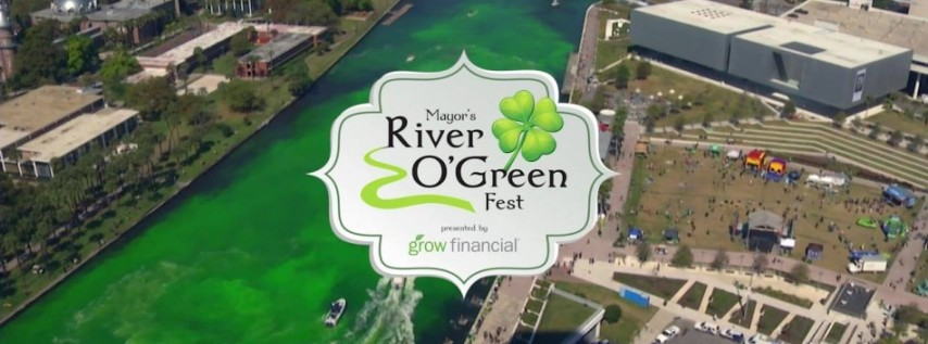 St. Patrick's Day Mayor's River O' Green Fest 2019