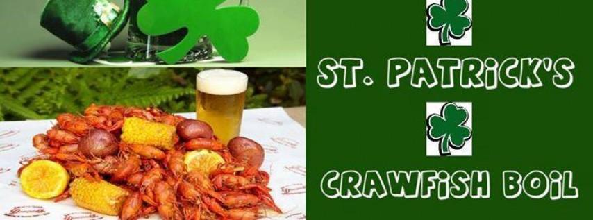 St. Patrick's Day Crawfish Boil