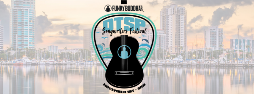 Downtown St. Petersburg Songwriters Festival