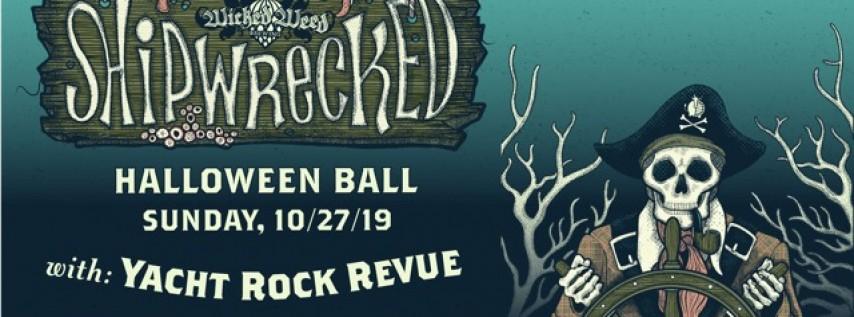 Shipwrecked Halloween Ball
