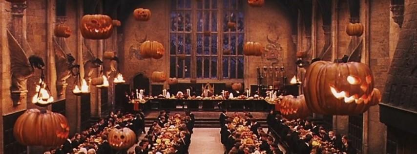 Harry Potter Hallowe'en