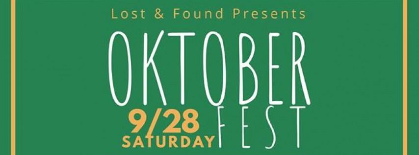 Oktoberfest at L&F
