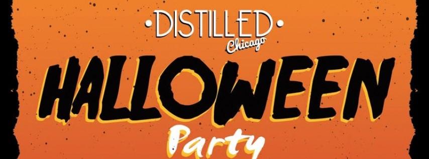 Distilled Chicago Halloween Costume Party