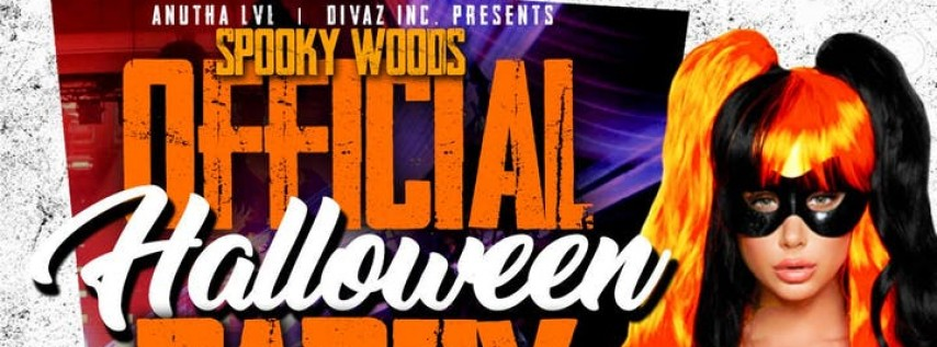 Spooky Woods Official Halloween Party