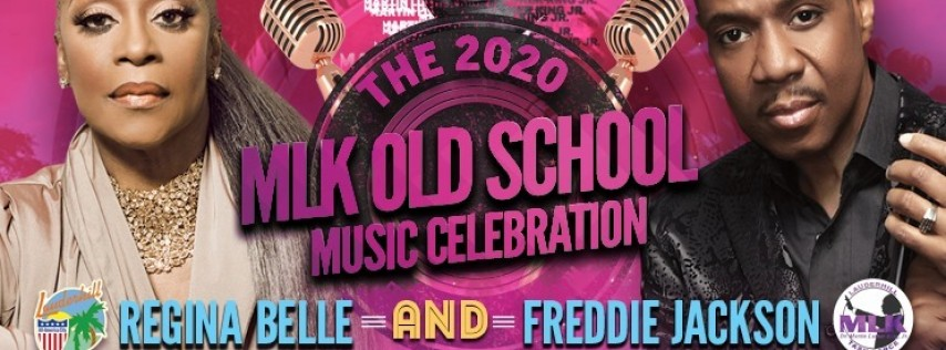 Old School Music Celebration: Regina Belle & Freddie Jackson