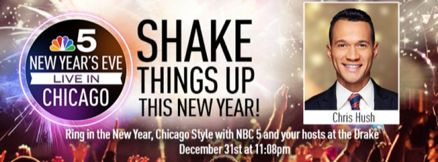 New Years Eve at The Drake Hotel