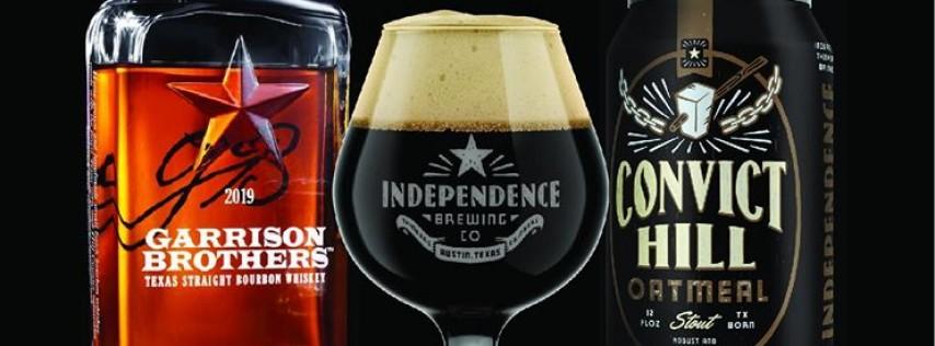 Indy Brewing x Garrison Bros Collab Release (San Antonio)
