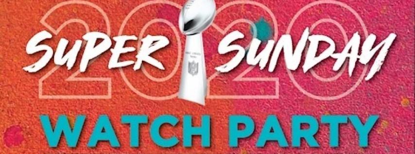 Super Bowl Sunday At Grails!
