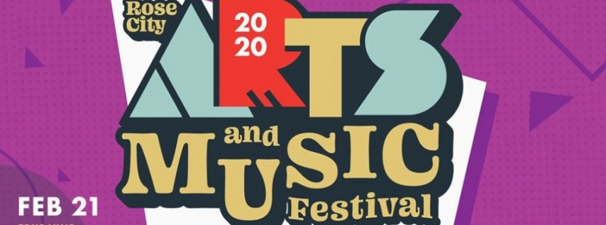 Rose City Arts & Music Festival