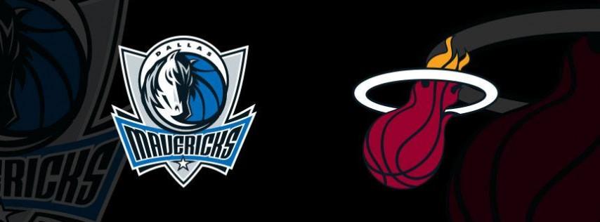Miami Heat vs. Dallas Mavericks