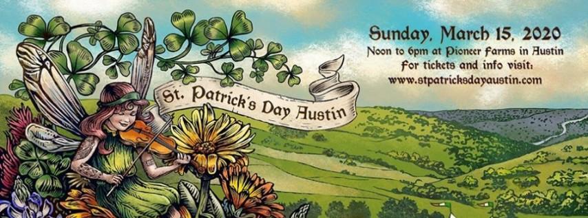 St. Patrick's Day Austin 2020