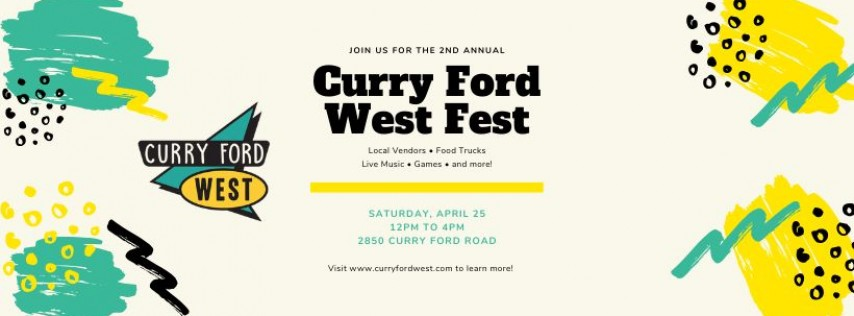 Curry Ford West Fest