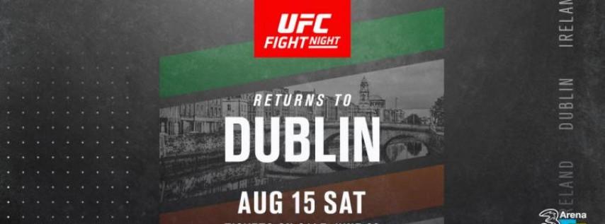 UFC Fight Night: Dublin