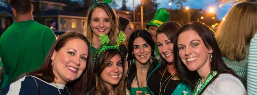 St. Paddy's Day Party at Irish 31
