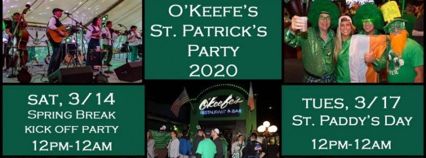 O'Keefe's Annual St. Patrick's Day Party