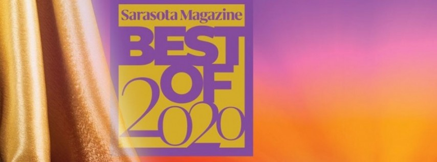 Best of Sarasota 2020 - The BEST is yet to come!