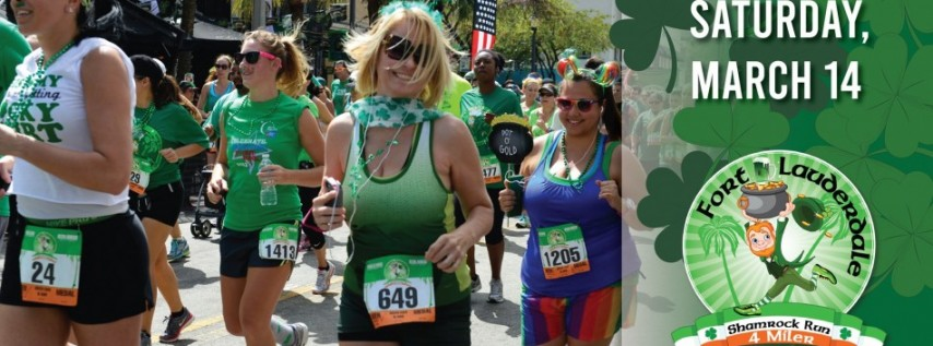 7th Annual Fort Lauderdale Shamrock Run