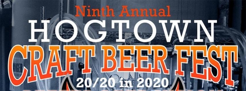 2020 Hogtown Craft Beer Festival