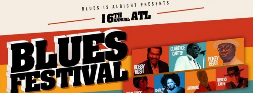 The 16th Annual Atlanta Blues Festival