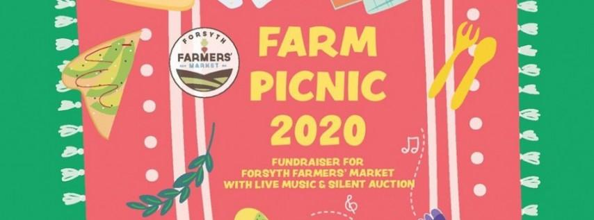 2020 Forsyth Farmers' Market Farm Picnic