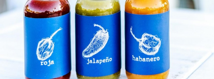 Bartaco Hot Sauces For Father's Day
