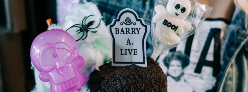 Celebrate Halloween at Bake'n Babes!