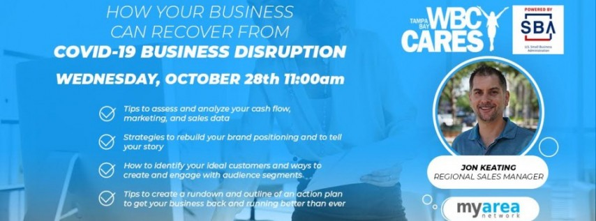 How Your Business Can Recover From COVID-19 Business Disruption