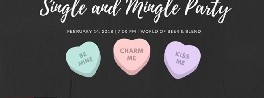 Single and Mingle Party at World of Beer