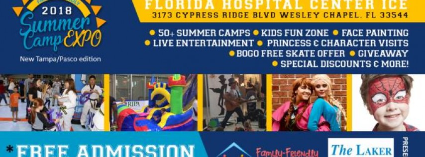 The 2nd Annual Family-Friendly Summer Camp Expo