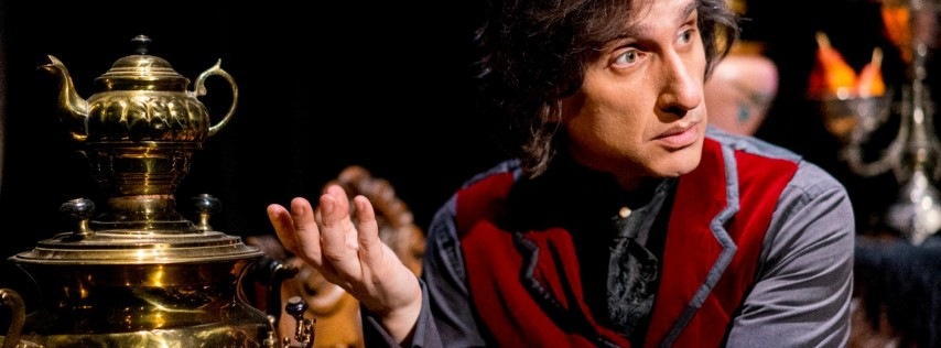Hershey Felder Presents the Midwest Premiere of 'Our Great Tchaikovsky'