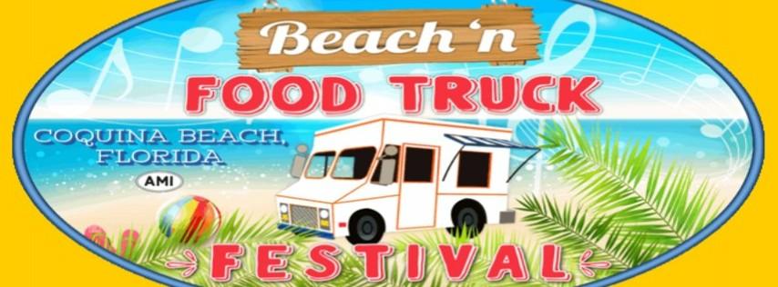 Beach'N Food Truck & Music Festival