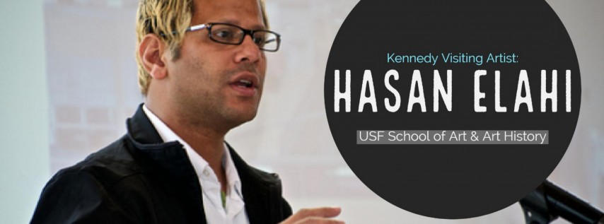 USF Kennedy Family Visiting Artist Hasan Elahi