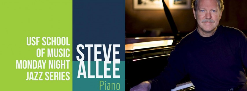 USF Monday Night Jazz Series: Steve Allee, Piano