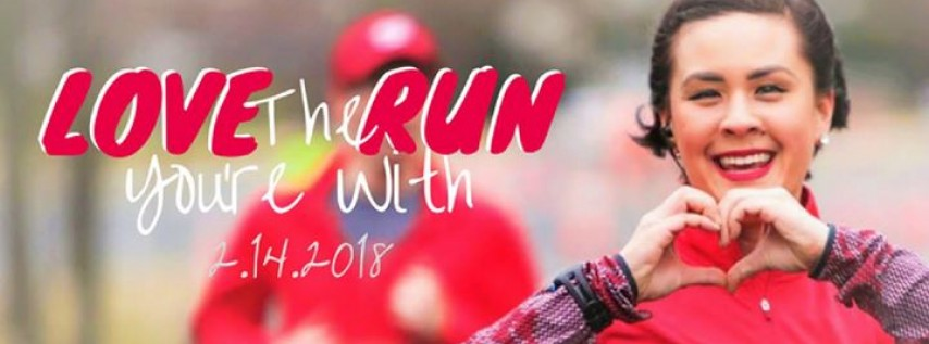 Love the Run You're With - Valentine's Day Run