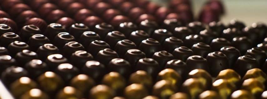 Valentine's Day Chocolate Pairing