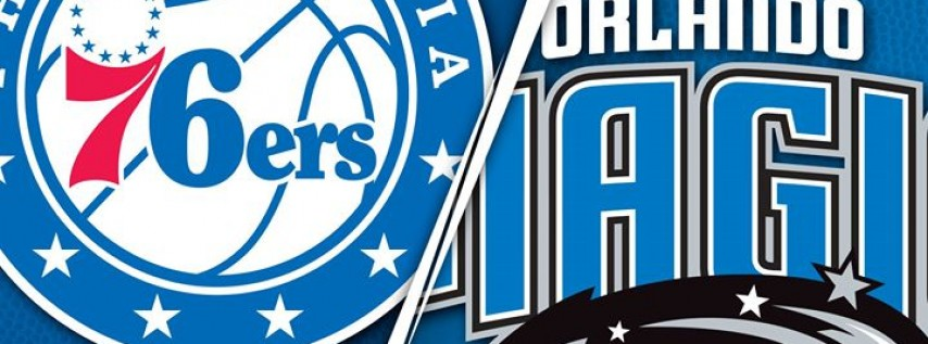 Orlando Magic vs. Philadelphia 76ers